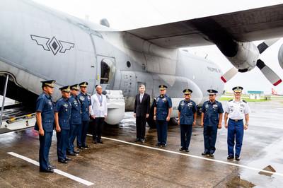 美贈菲軍SABIR系統 化運輸機為偵察機