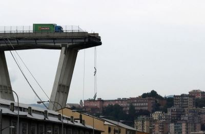 義大利斷橋意外37死 政府:經營商高層須走人