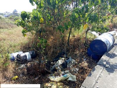 屏東縣破獲近年最大廢油泥偷倒案