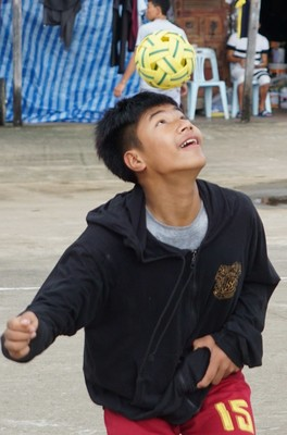 藤球源於15世紀 中華隊赴泰參加分齡賽