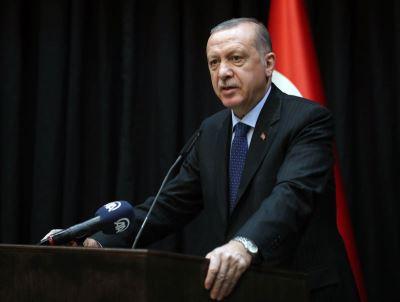 土耳其里拉崩盤  考驗強人艾爾段專制作風