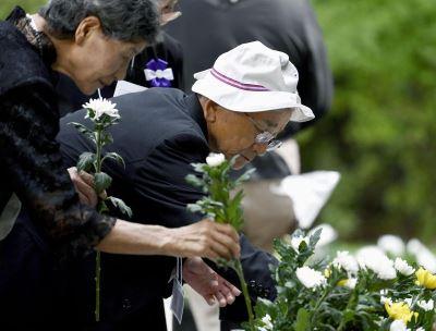 二戰結束73週年 日官方舉行全國戰歿者哀悼式