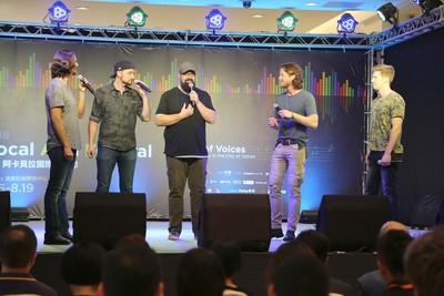 多國歌手齊聚新竹 國際阿卡貝拉藝術節現美聲