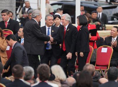 參加阿布鐸就職典禮 蔡總統零時差關心亞運