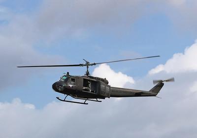 貝里斯軍禮迎蔡總統  直升機是台灣援贈