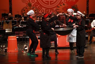 獨到辦桌文化 台灣國樂團轉化成劇場音樂會