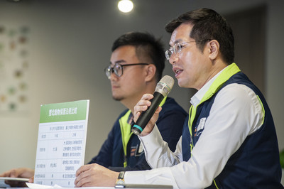 国际流浪动物日 苏贞昌推5大动保政策