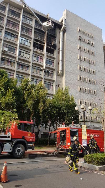 台北醫院大火再添一死 惡火已奪13命