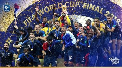 國際足總排名更新 世足賽冠軍法國登榜首