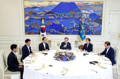 韓國會遲未背書文金會宣言 在野黨:為時尚早