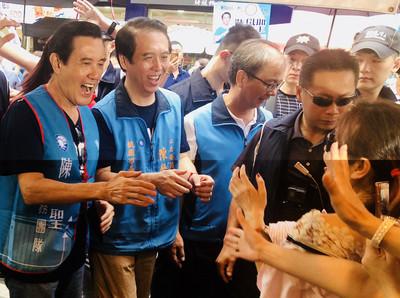 馬英九:楊麗環若脫黨參選對國民黨是一大打擊
