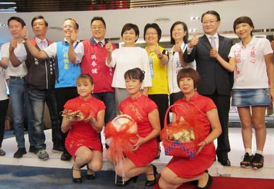 藍營分裂 楊麗環宣布以無黨派參選桃園市長