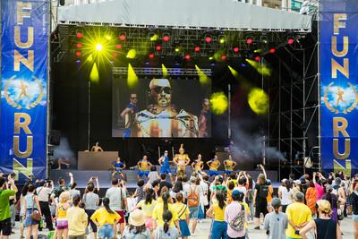 台北藝術節免費戶外演出  澳藝術家放跑馬拉松