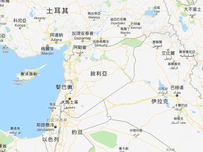 美國籌3億美元穩定敘利亞 台灣有出力