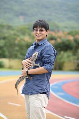 落實環境教育 國中師帶學生接觸大自然