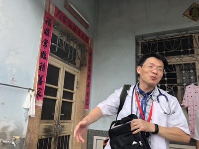 求穩定生活到偏鄉行醫 他成最熱血醫師