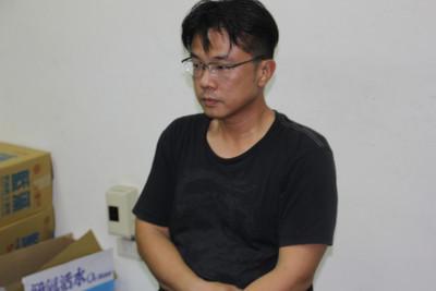 黄伟展遭爆婚外情  宣布退选议员