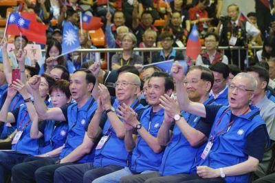 黨代表轟不分區立委作為 吳敦義:慎重考慮制度
