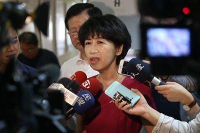 陳佩琪:不再與柯文哲出席公務活動