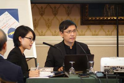 曼布克獎國籍事件 吳明益堅持代表台灣的聲音[影]
