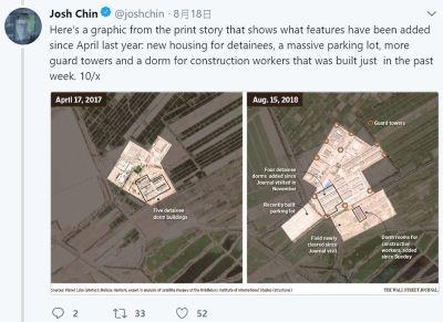 中國鐵腕統治 新疆維吾爾再教育營慘況曝光