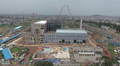 衣索比亞昔日壓死人垃圾場 今日變電廠