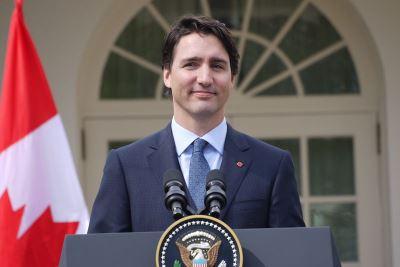 加總理杜魯道宣布投入明年大選 爭取連任