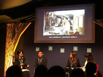 吳明益赴愛丁堡 參加全球最大作家節