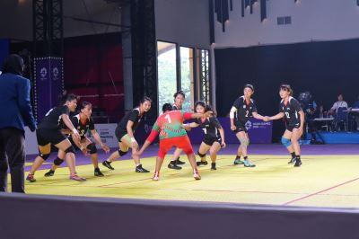 卡巴迪中華隊晉亞運4強 玩法類似老鷹抓小雞