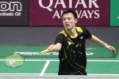 亞運羽球男團不敵中國 中華隊摘銅