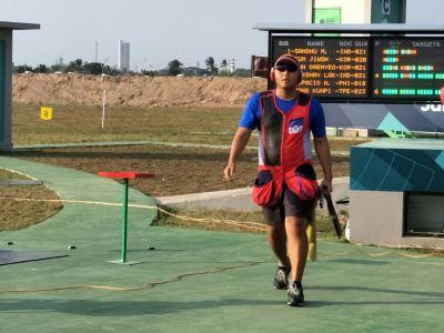 亞運射出世界紀錄 楊昆弼聯手林怡君闖決賽
