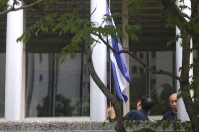 中國挖走薩國 國安系統:與貿易戰台美升溫有關