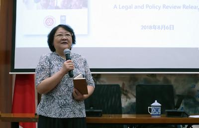 特派專欄 MeToo到反娘中國性別平權道阻且長