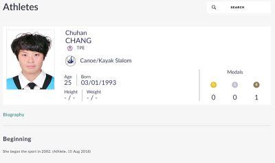 亞運女子輕艇賽中日夾擊 張筑涵奪銅