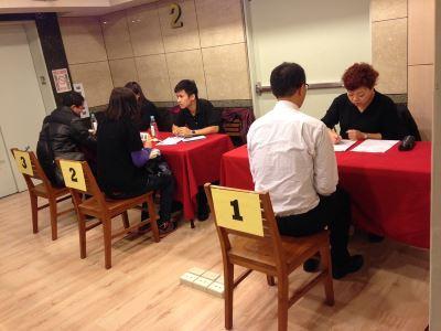 新鮮人求職想成功 平均得投108份履歷