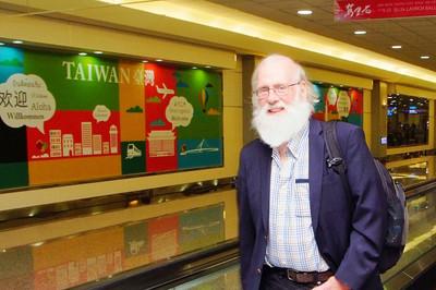 唐獎得主杭特晚間來台  最希望在台灣登山