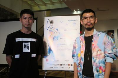 台灣設計師前進紐約  亞洲時裝秀發表新作