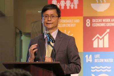 台灣聚焦6核心議題 決心落實永續發展目標