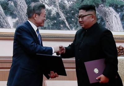 平壤宣言6項協議 致力落實完全非核化