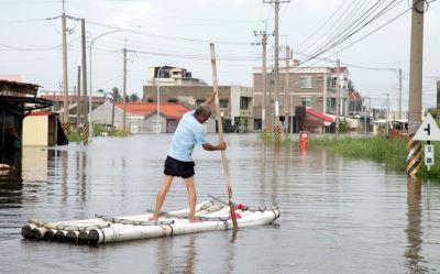 致災熱帶性低氣壓 風雨預報時距縮為3小時