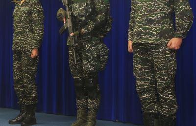 迷彩布險遭運至中國加工 國防部:已全數追回