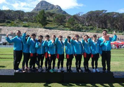 世界盃拔河賽 南投高中女子隊公開賽奪冠
