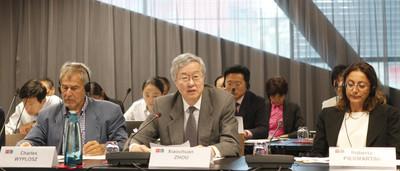 周小川:貿易戰可能促使中國出口商放棄美國市場