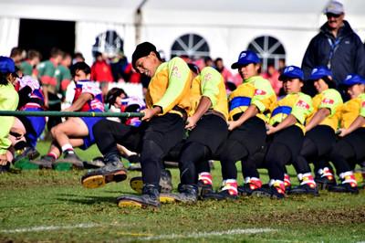 世界盃拔河賽 景美師大聯手體大壽山奪首金