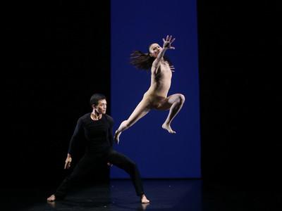 雲門45週年舞作精選  林懷民要觀眾看見舞者