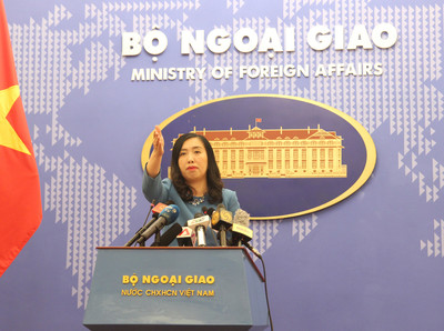 南北韓峰會簽署共同宣言 越南樂見其成