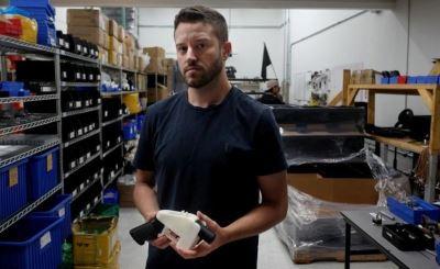 美國3D列印手槍發明人涉性侵 警:現身台北租屋