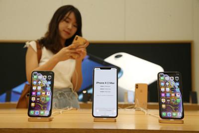 iPhone XS到貨充足 果粉不怕買不到