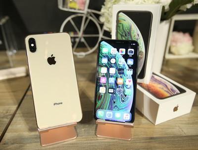 iPhone XS成及時雨 助台灣9月手機銷量回神