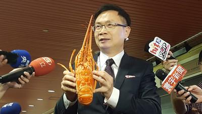 愛吃海鮮也能做外交 採購團鞏固中美洲邦交